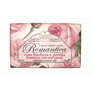 Nesti Dante Romantica Florentine Rose & Peony Szappan