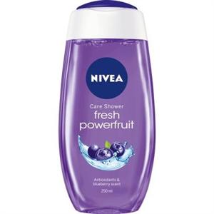 Nivea Care Shower Fresh Power Fruit Antioxidants & Blueberry Scent tusfürdő