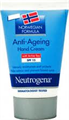 Neutrogena Norwegian Formula Anti-Ageing Kézkrém