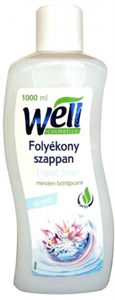 Well Folyékony Szappan Glicerin