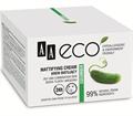 AA Eco Mattító Hatású Arckrém Uborka Kivonattal