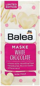 Balea Arcmaszk Fehér Csokoládé Illattal
