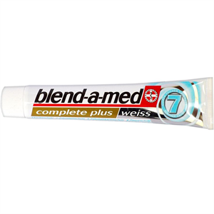 Blend-A-Med Complete Plus Weiss