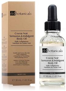 dr Botanicals Coco Noir Sensuous & Indulgent Testolaj