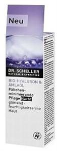 Dr. Scheller Bio Hyaluron-Amlaolaj Éjszakai Krém
