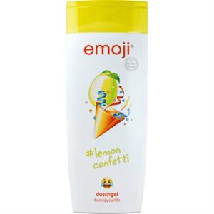 Emoji Duschgel  Lemonconfetti