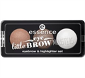 Essence Little Eyebrow Monsters Eyebrow & Highlighter Set