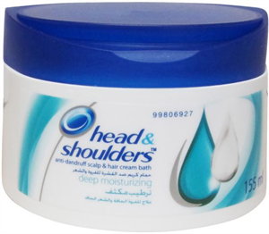 Head & Shoulders Anti-Dandruff Scalp & Hair Cream Bath