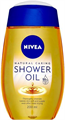 Nivea Natural Caring Shower Oil