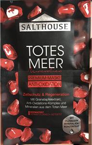 Salthouse Luxus Holt-Tengeri Antioxidáns Maszk