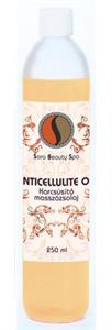 Sara Beauty Spa Anticellulite Oil Karcsúsító Masszázsolaj
