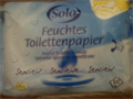 Solo Moist Toilet Tissues