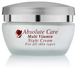Absolute Care Absolute For All Éjszakai Hidratáló Krém