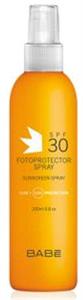 Babé Fényvédő Spray SPF30
