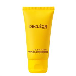 Decléor Aroma Pureté 2in1 Purifying & Oxigenating Mask