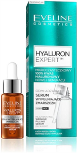 Eveline Cosmetics Hyaluron Expert Ráncfeltöltő Hialuron Szérum