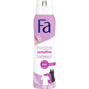 Fa Invisible Sensitive Deospray