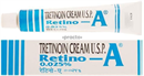 Janssen Retino-A 0.025% Cream