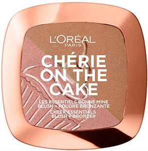 L'Oreal Paris Rouge-Bronzer-Duo Chérie On The Cake Cherry Fever
