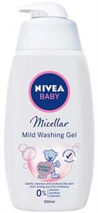 Nivea Baby Gyengéd Micellás Tisztító Gél