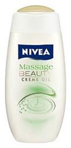 Nivea Massage Beauty Creme Oil Tusfürdő