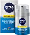 Nivea Men Active Energy Revitalizáló Arckrém