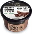 Organic Shop Belga Csokoládé Cukros Testradír