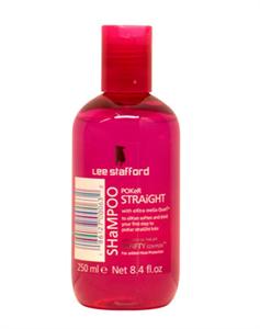 Lee Stafford Poker Straight Shampoo