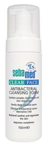 Sebamed Clearface Antibakteriális Arctisztító Hab pH 5.5