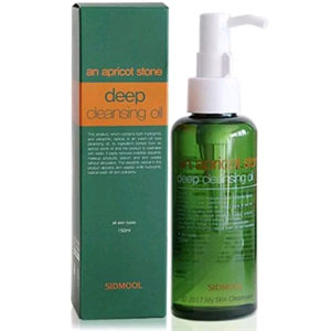 Sidmool Apricot Stone Deep Cleansing Oil