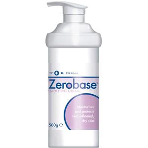 T&R Derma Zerobase Emollient Cream