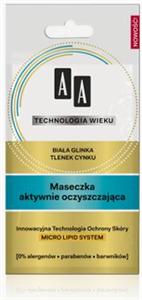 AA Age Technology Aktív Tisztító Pakolás
