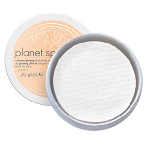 Avon Planet Spa Kínai Ginszeng Revitalizáló Párnák Szemre