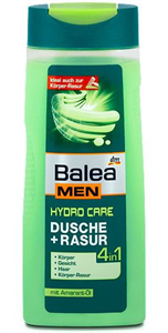 Balea Men 4in1 Hydro Care Tusfürdő