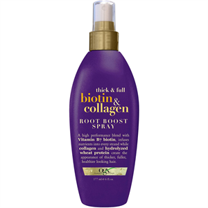 OGX Biotin & Collagen Root Boost Spray