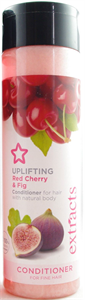 Superdrug Extracts Uplifting Red Cherry & Fig Conditioner