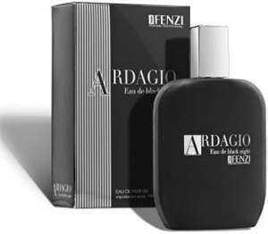 J.Fenzi Ardagio Eau De Black Night EDP
