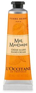 L'Occitane Miel Mandarine Méz-Mandarin Kézkrém