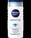 Nivea Men Sensitive Tusfürdő