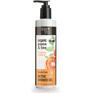 Organic Shop Grapefruit Punch Aktív Tusfürdő