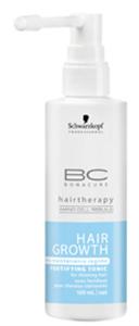 Schwarzkopf Professional BC Bonacure Hair Growth Tonik Hajhullás Ellen