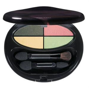 Shiseido Silky Eye Shadow Quad