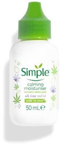 Simple Calming Moisturiser