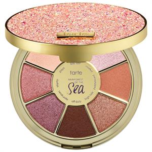 Tarte Rainforest of the Sea Sizzle Eyeshadow Palette