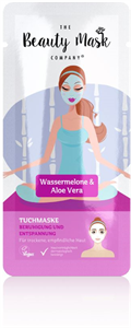 The Beauty Mask Company Aloe Vera és Görögdinnye Fátyolmaszk