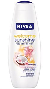 Nivea Welcome Sunshine Tusfürdő