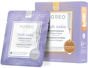 Foreo Youth Junkie UFO-Activated Mask Facial Treatment