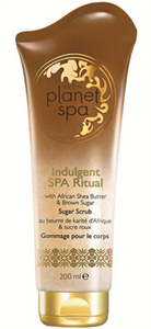 Avon Planet Spa Indulgent Spa Ritual Bőrsimító Testradír