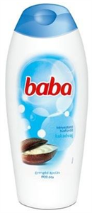 Baba Kakaóvajas Tusfürdő