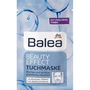 Balea Beauty Effect Tuchmaske